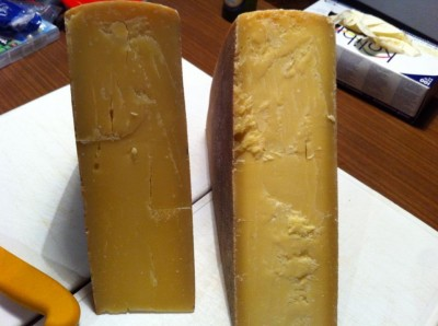 Le Gruyere Swiss Cheese