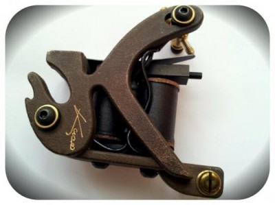 Swiss Made Tattoo Machine