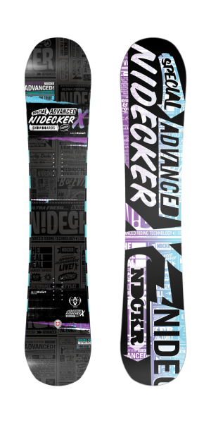 Best Nidecker Snowboard