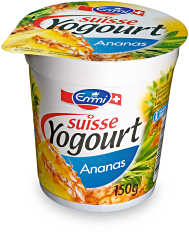 Yoghurt Made In Switzerland